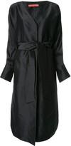 Manning Cartell midi wrap dress