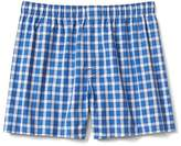 Gap Box plaid boxers
