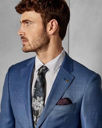 Ted Baker Debonair Skinny Wool Jacket