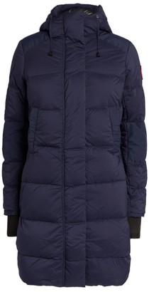 Canada Goose Longline Alliston Puffer Coat