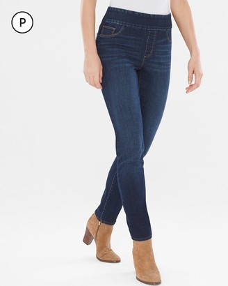 Chico's Petite Pull-On Jeggings