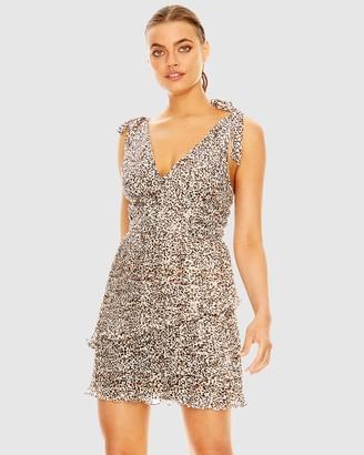 Talulah Superbloom Mini Dress