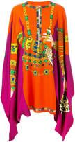 Moschino chain print dress