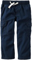 Carter's Cargo Pants (Toddler/Kid) - Navy - 6