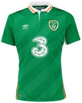 Umbro 2016-2017 Ireland Home Football Shirt