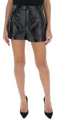 Saint Laurent Pocket Detail Shorts