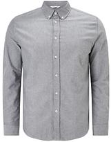 Samsoe & Samsoe Liam Oxford Shirt, Salt Pepper