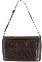 Louis Vuitton Monogram Mat Alston Bag