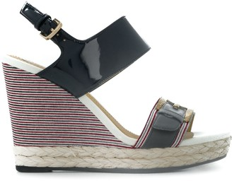 Geox Janira wedge sandals