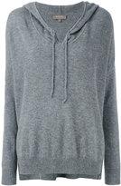 N.Peal metal edge hooded jumper - women - Cashmere - S