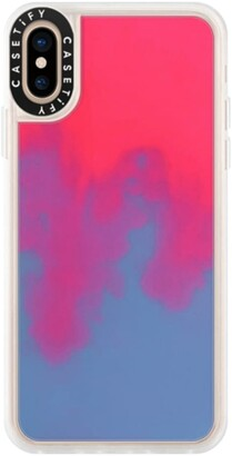 Casetify Neon Sand iPhone XS/XR Case