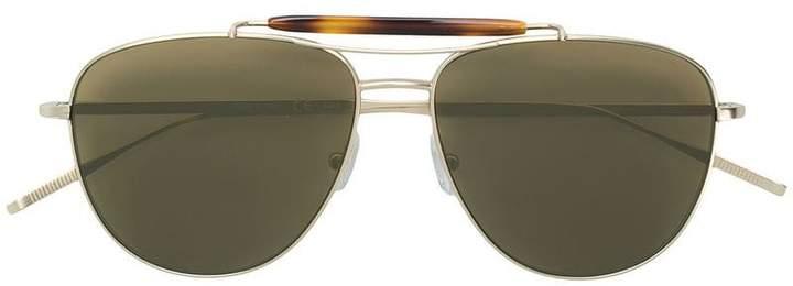 Tomas Maier Eyewear aviator sunglasses