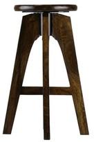Castellane Adjustable Height Swivel Bar Stool Union Rustic