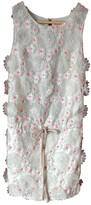 Manoush Ecru Polyester Dresses