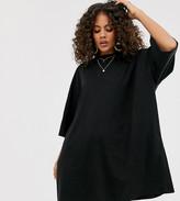 Asos Tall DESIGN Tall oversized t-shirt dress