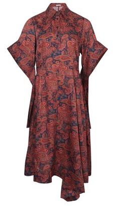 J.W.Anderson Tab Sleeve Dress