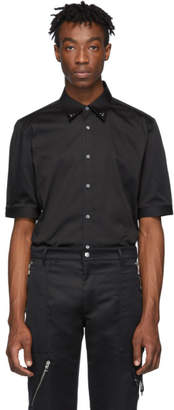 Alexander McQueen Black Stud Shirt
