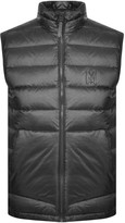 Mackage Parker Ripstop Down Gilet Black
