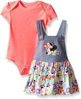 Disney Baby Girls' Minnie Mouse Jumper Set