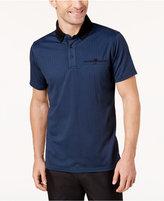 Ryan Seacrest Distinction Ryan Seacrest DistinctionTM Men's Pique Polo with Pocket, Created for Macy's