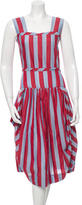 Vivienne Westwood Striped Flare Dress w/ Tags