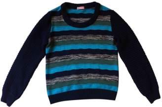 Erotokritos Blue Cotton Knitwear for Women