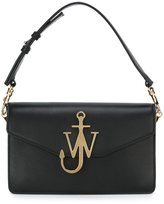 J.W.Anderson logo buckle tote - women - Calf Leather - One Size