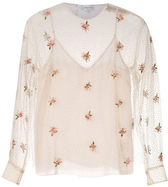 Nk Fred tulle blouse