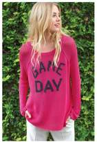 Wooden Ships Game Day Sweater