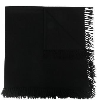 Isabel Marant Zila cashmere-blend scarf