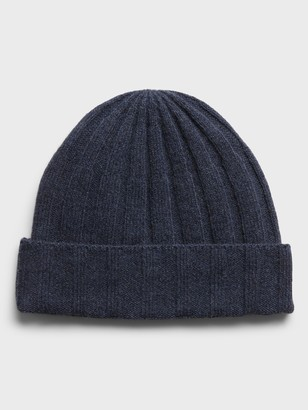 Banana Republic Recycled Cashmere Beanie