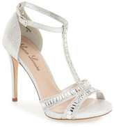 Lauren Lorraine 'Anna' T-Strap Sandal (Women)