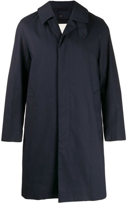 MACKINTOSH Dunkeld Raintec cotton coat
