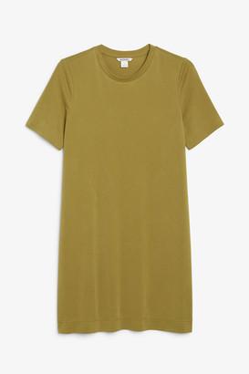 Monki Super-soft t-shirt dress