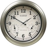 La Crosse Technology 18-Inch Atomic Outdoor Clock