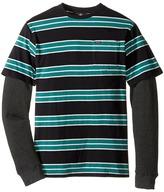 Volcom Pacific Long Sleeve Shirt Boy's Long Sleeve Pullover