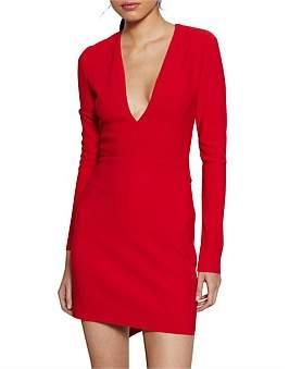 Bec & Bridge Bec + Bridge Valentine Long Sleeve Mini Dress