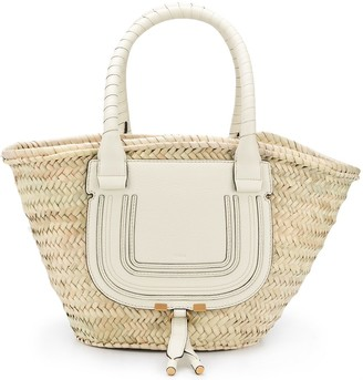 Chloé medium Marcie basket tote