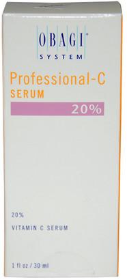 Obagi 1Oz System Professional-C 20% Vitamin Serum