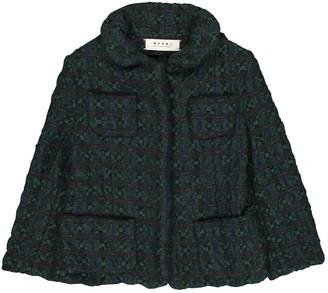 Marni \N Green Wool Jackets