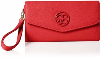 Jessica Simpson Women's Rush East West Trifold Wallet