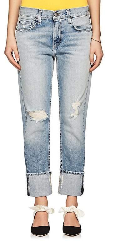"Current/Elliott Women's ""The His"" Boyfriend Jeans"