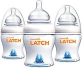 Munchkin Latch 3-pk. 4-oz. Bottles