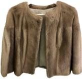 SAM. Rone Anthracite Mink Jacket for Women