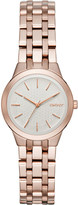 DKNY NY2492 Park Slope stainless steel watch