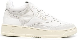 AUTRY Tonal Hi-Top Trainers