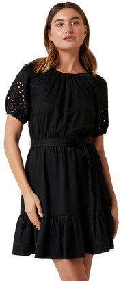 Forever New Becca Cut Out Mini Dress