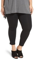 Lysse Plus Size Women's The Skinny High Rise Leggings
