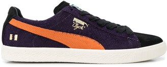 Puma Clyde x The Hundreds low-top sneakers