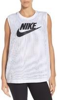 Nike Women's Sportswear Mesh Tank
